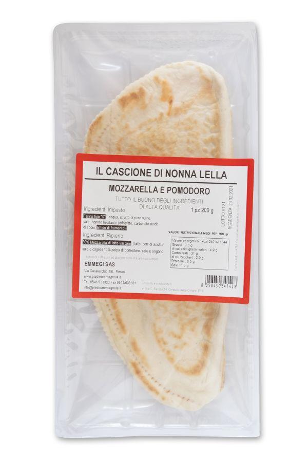 Cassone Pomodoro/Mozzarella gr.200